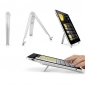 Foldable Desktop Stand for iPad Air 2 iPad Air iPad mini 3 iPad mini 2 iPad mini iPad 4/3/2/1