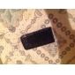 Motif Flip-Open Case solide de couleur Crocodile Stripe Full Body pour iPhone 4/4S (couleurs assorties)
