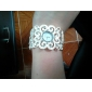 Women's Watch Fashionable Flower-shaped Alloy Bracelet Cool Watches Unique Watches
