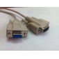 Male to Male DB 9pin Serial Port Connecting Cable (5 m)