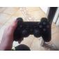 USD $ 15,15 - Kabelloser Vibration Controller für PS3, PS2 und PC (2,4 GHz, Schwarz)