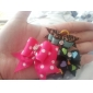 Pure Style Tiny Rubber Band Hair Bow for Dogs Cats