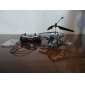 4 canale elicopter gunship ir cu Gyro