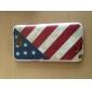 Vintage America Pattern Hard Case for Samsung Galaxy Note 2 N7100