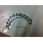 Eruner® Women's Wide Chunky Golden Chain Bracelet