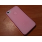 Solid Color TPU Soft Case for iPhone 4/4S (Assorted Colors)