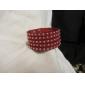 Five Layer Crystal Bracelet
