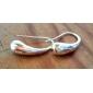 Silver Plated Waterdrop shape Earrings