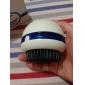elektriskt vibrerande massage hår kamma (2 * aa)