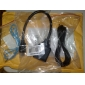 HDMI 1.4V HDMI to 2xHDMI M/F Cable for Smart LED HDTV/APPLE TV/ Blu-Ray DVD(0.2M)