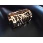 shixin® goud toon elegante holle armbanden