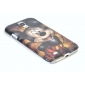 Pretty Cartoon Pattern Plastic Protective Back Cover for Samsung Galaxy S4 I9500