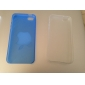Ultra-thin Frosted Silicone Soft Case for iPhone5/5S