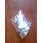 mini-usb carregador de carro para o iphone 6 iphone 6 mais (branco)