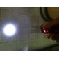 3-LED dynamo zaklamp zonder batterijen (rood)