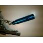 porte-clés en forme de balle sifflet aluminium (couleur aléatoire)