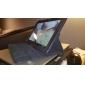 360 graden draaibare PU Case met standaard voor Samsung Galaxy Note N8000 10,1
