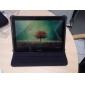360 Grad drehbaren Litchi PU Fall mit Ständer für Samsung Galaxy Tab2 10,1 P5100