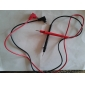 yleismittarin mittausjohdot (92cm / punainen + musta johtaa)
