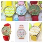Women's Watch Fashion Wave Pattern