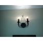 Lâmpada Vela Decorativa/Regulável E14 3 W 270 LM 3000K K Branco Quente 3 LED de Alta Potência AC 220-240 V C
