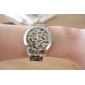 Reloj Analógico de Muñeca para Mujer con Diseño de Leopardo (Varios Colores de Correa)