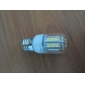 E26/E27 3 W 27 SMD 5050 200 LM Warm White T Corn Bulbs AC 220-240 V