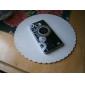 삼성 갤럭시 S2 I9100용 레트로디자인 카메라무늬 하드케이스