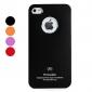 Alumiini suojakuori iPhone 4/4S:lle (värivalikoima)