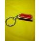 Kaine - (K4-2) Mini Key Chain Harmonica C key/4 Holes/8 Tones (Random Color)