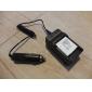 ismartdigi Kamera Akku 1000mAh + KFZ-Ladegerät für Fuji NP-50 X10 F775 F750 F665 F600 F605 F550