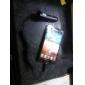 samsung 은하와 다른 휴대 전화에 대한 나선형 케이블 마이크로 USB 차 힘 충전기 (블랙)