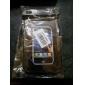 Чехол универсальный водонепроницаемый прозрачный с повязкой на руку и мини-ремешком для телефонов Samsung Galaxy