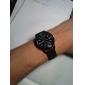 Reloj Pulsera Análogo Quartz Unisex de Lona gz0006079 (Negro)