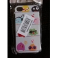 Birds Pattern Hard Case for iPhone 4 and 4S