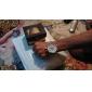 WEIDE® Men's Watch Dress Watch Multi-Function Dual Time Zones Waterproof