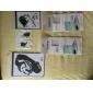 """patrón de diseño especial etiqueta de protección de piel para 11 """"13"""" 15 """"macbook air pro"""