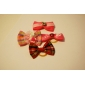 Lovely Rabbit Style Tiny Rubber Band Hair Bow for Dogs Cats