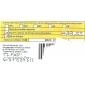 Lâmpada Vela E14 4 W 340 LM 6000K K Branco Frio 6 SMD 2835 AC 220-240 V C
