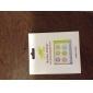 casa sticker botón para el iPhone, iPad y iPod (6 pack, flores)