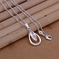 Water Drop Shaped Pendant  (Pendant Only)