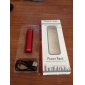 Universal Power Bank External Battery Q7-2600 iphone iPad/Samsung/Smartphones  mobile devices (Assorted Colors, 2600 mAh)