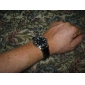 Unisex PU Analog Quartz Wrist Watch with Calendar (Assorted Colors)