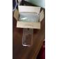 Transparent Hard Case for Samsung Galaxy S4 I9500