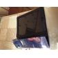 Violoncello Padrão Capa de Couro PU Preto com suporte para iPad 2/3/4