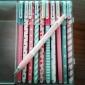 орнамент красочный набор гелевая ручка (10 шт)