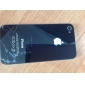 Glass Battery Cover Back Housing for iPhone 4/4S With 2 PCS Open Tools