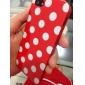 puntos estuche blando patrón para el iphone 5/5s (colores surtidos)