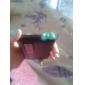 Pure Color Bowknot Plastic Anti-Dust Earphone Jack (Ramdon Color)