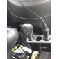 Car Charger with USB Data/Charge Cable for Samsung Galaxy S3 and Others
